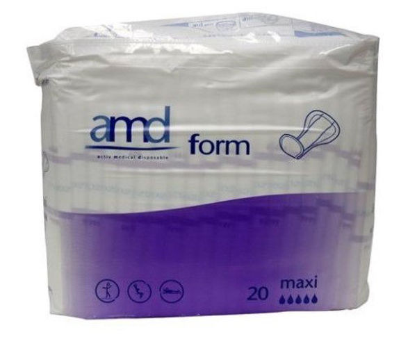 Picture of AMD Form Pads - Lilac: Maxi absorbency