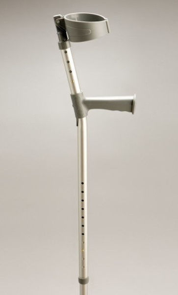 Picture of CANADIAN ELBOW CRUTCHES - LARGE COOPERS