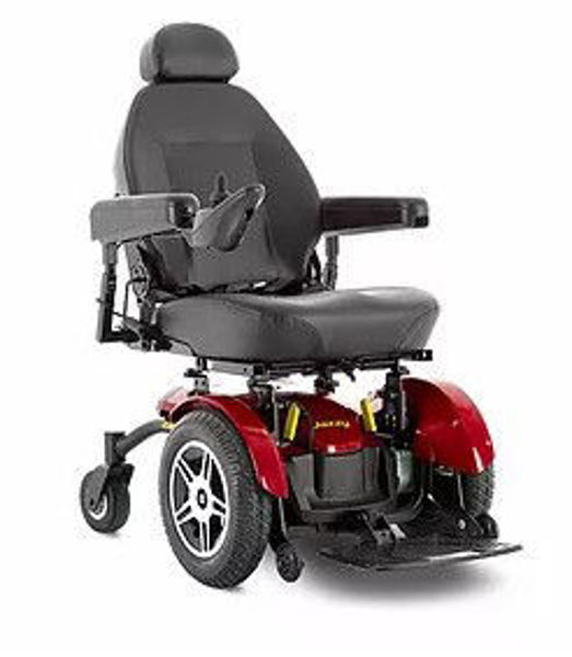 Picture of Jazzy Elite HD Power Chair