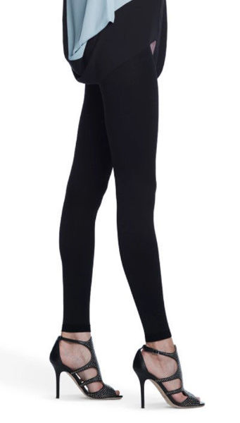 Picture of Size D, Black - Class One Compression Leggings