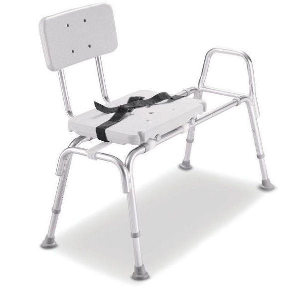 Picture of Sliding Bath Transfer Bench